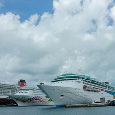 Nassau, Bahamas - Port Nassau