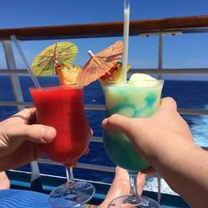 Cheers! Serenity Deck!