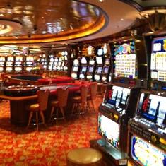 Radiance of the Seas Casino