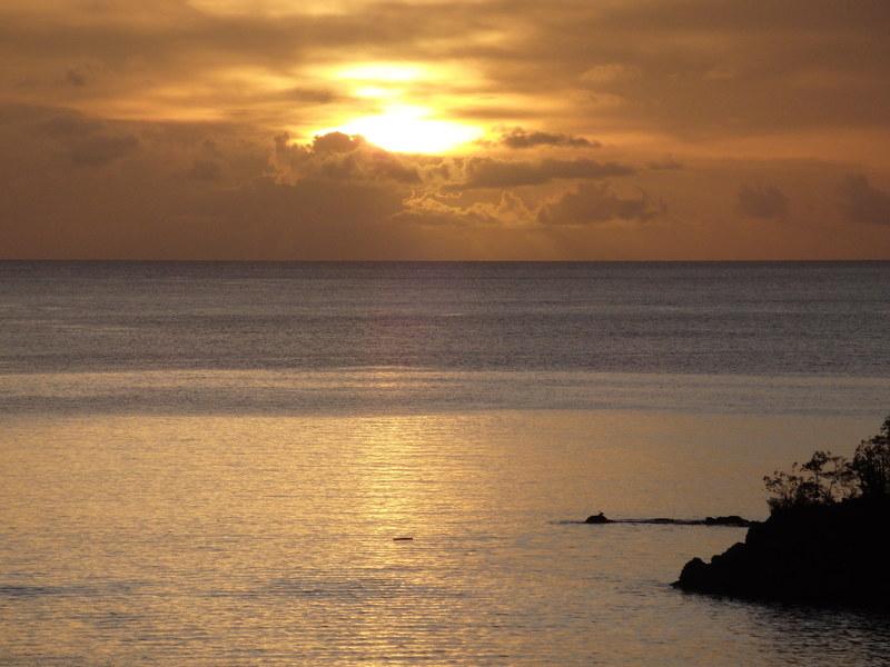Sunset in Grenada - Star Pride