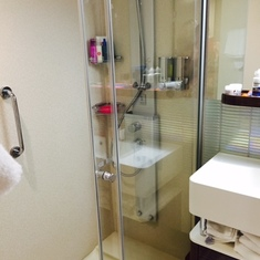 Cabin 13226 Shower