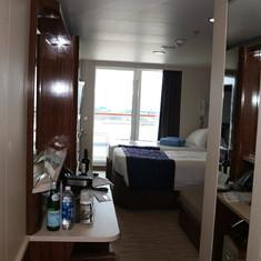 Mini-Suite Cabin Overview