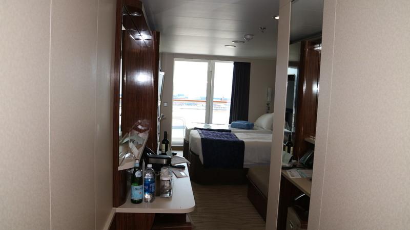 Mini-Suite Cabin Overview - Norwegian Getaway