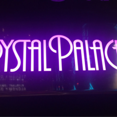 Crystal Palace Casino on Carnival Ecstasy