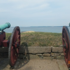Copenhagen, Denmark - Kronborg guns