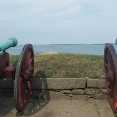 Kronborg guns