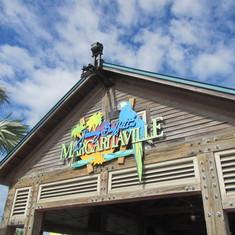 Nassau, Bahamas - Margaritaville