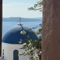 Santorini, Greece - Oia