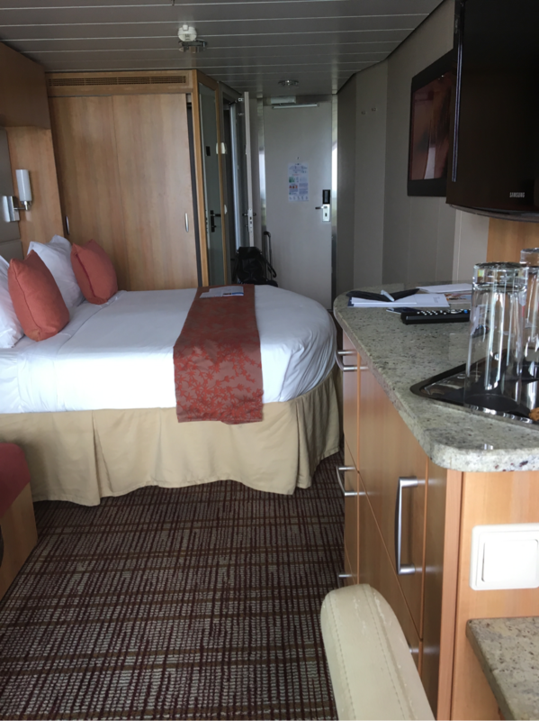 Balcony Cabin 7196 On Celebrity Silhouette Category 2b