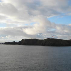 Calm !  Cape Horn
