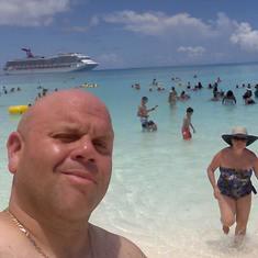 Paradise - Half Moon Cay Bahamas