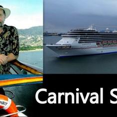 San Diego, California - Carnival Spirit
