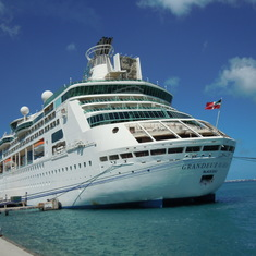 King's Wharf, Bermuda - Grandeur in Bermuda July 2014