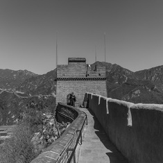 Tianjin (Beijing), China - The Great Wall of China