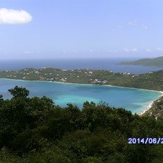 Mageans Bay, St. Thomas