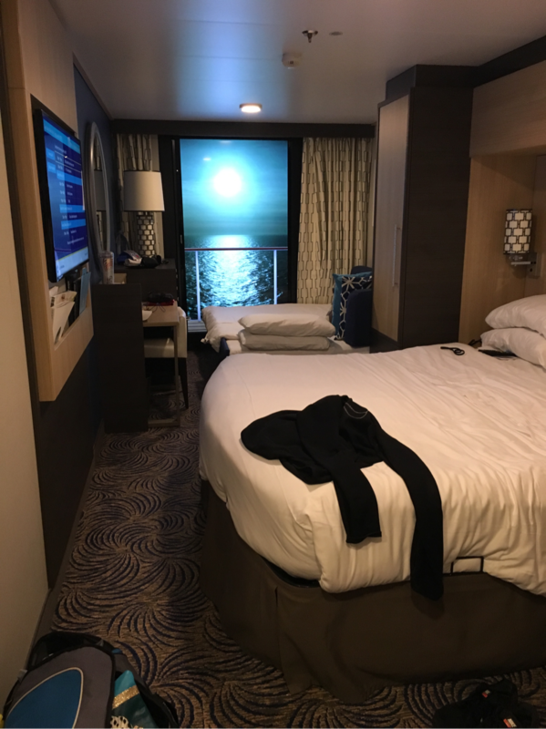 Inside Cabin 9267 On Anthem Of The Seas Category Sk
