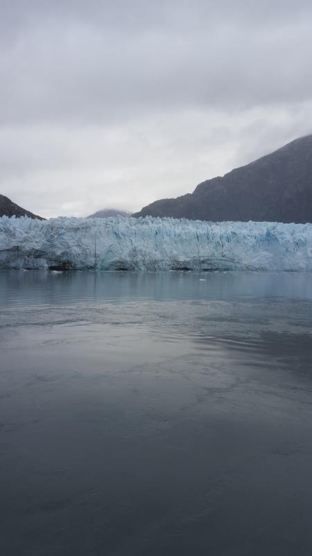 Cruise Glacier Bay - Glackey Bay