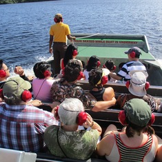Airboat Excursion - Belize