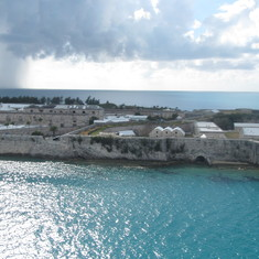 The Dockyard in Bermuda