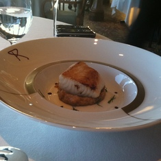 Fish at Remy on Disney Dream