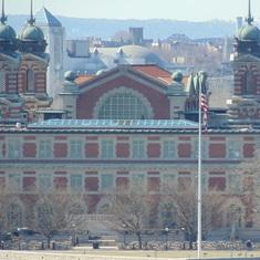 New York, New York - Ellis Island.