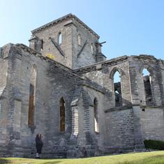Unfinished Church, St. George's Bermuda