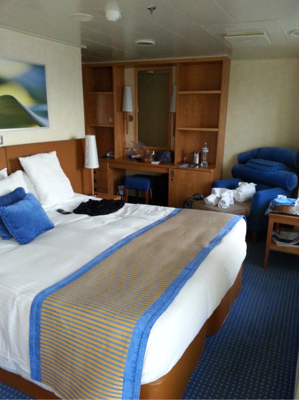 Balcony Stateroom Cabin Category 8a Carnival Breeze