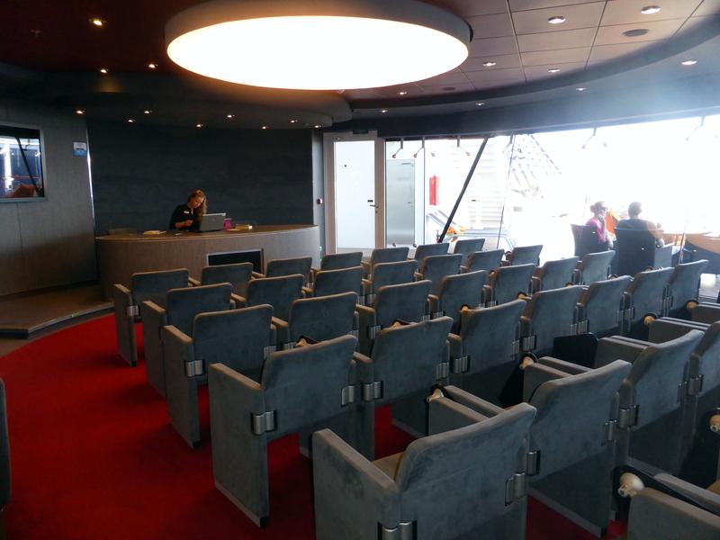 Conference room - MSC Divina