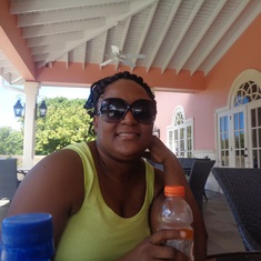 Castries, St. Lucia - At S.Lucia golf club