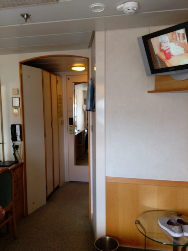 Oceanview Stateroom Cabin Category F3 Majesty Of The Seas