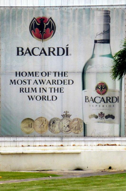 Bacardi Tour - Carnival Liberty