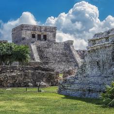 Tulum Mayan Ruins Mexico