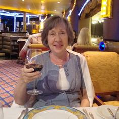Dinner at the Diamond Steakhouse
