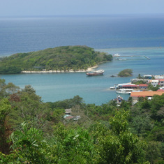 Coxen Hole, Roatan, Bay Islands, Honduras - HARBOR