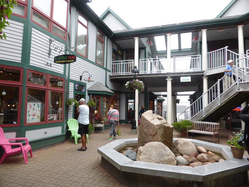 Bar Harbor- Shopping - Celebrity Summit