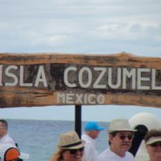 Cozumel, Mexico - Cozumel again