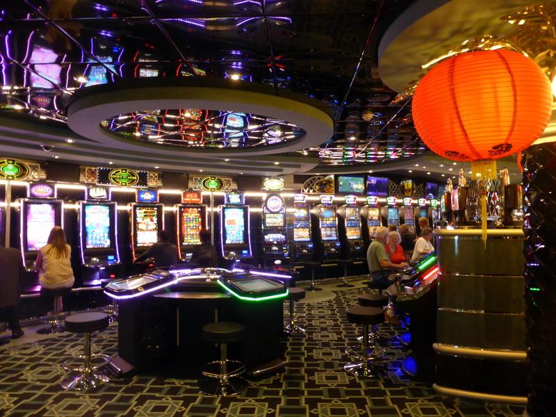 Casino - MSC Divina