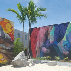 Miami, Florida - Wynwood Walls, Miami FL