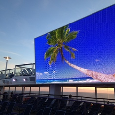 Quantum of the Seas Movie Under the Stars