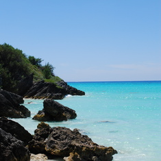 King's Wharf, Bermuda - A Beach