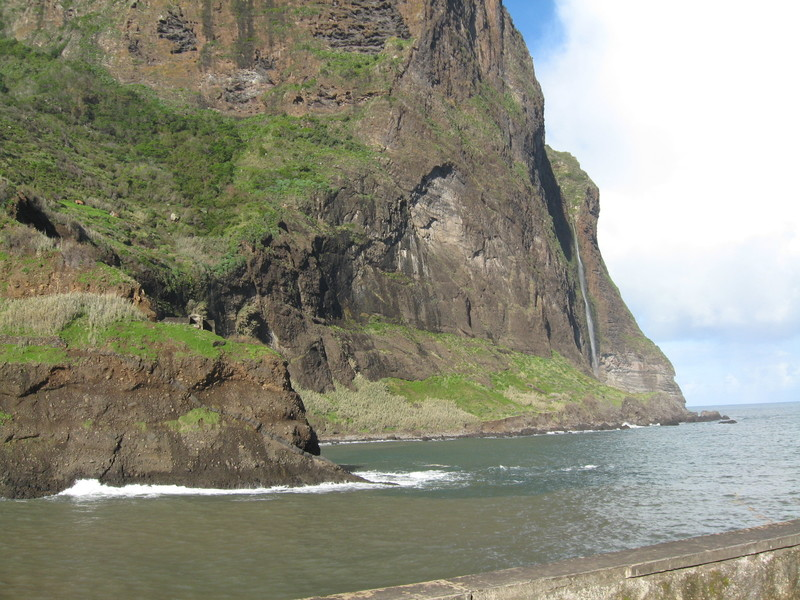 Madeira-land of cliffs and waterfalls - Pacific Princess