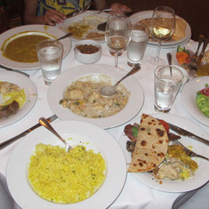 If you ask for Indian food - it is available off menu!  DELICIOUS!