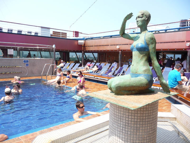 Pool - Carnival Freedom
