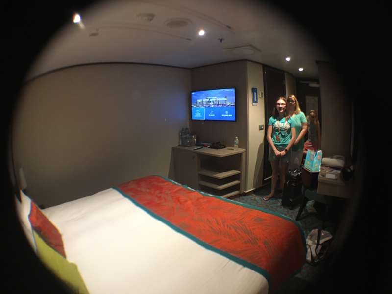 Carnival Vista Cabins And Staterooms
