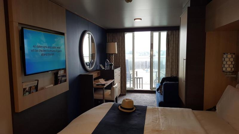 Balcony cabin 9590 on anthem of the seas category d7 for Anthem of the seas inside cabins