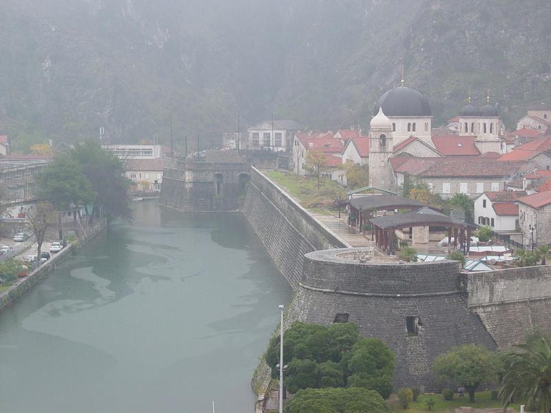 Bram Stoker meets JRR Tolkien (Montenegro). - Pacific Princess
