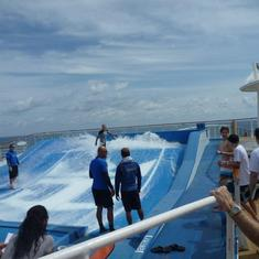 cruise on Oasis of the Seas to Caribbean - Western