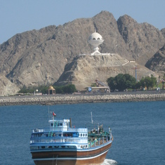 Muscat--Capital of Oman