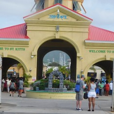 Basseterre, St. Kitts - Welcome to St. Kitts