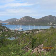Tortola, British Virgin Islands - Beautiful scenery